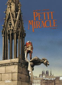 Petit Miracle tome 1, couverture