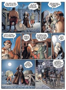 Petit Miracle tome 1 page 3