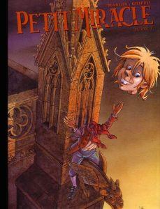 La librairie parisienne Boulevard des Bulles publia une édition spéciale du tome 1 du Petit Miracle, avec une nouvelle couverture, un carnet de croquis et un ex-libris.