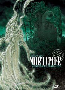Mortemer, couverture