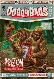 Doggybags 11, couverture