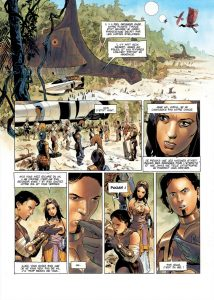 Le Dernier Troyen tome 2, page 2