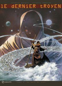 Le Dernier Troyen tome 5, couverture