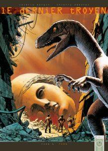 Le Dernier Troyen tome 6, couverture