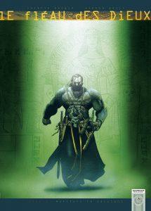 Le Fléau des dieux tome 1, couverture
