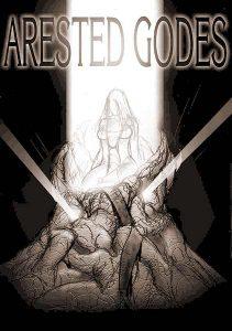 Le Fléau des dieux tome 1, projet de couverture