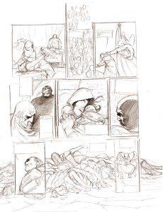 Le Fléau des dieux tome 1, page 8