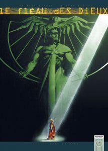 Le Fléau des dieux tome 3, couverture