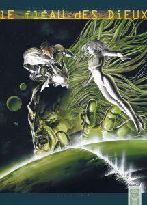 Le Fléau des dieux tome 6, couverture