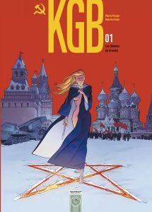 KGB tome 1, couverture