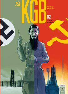 KGB tome 2, couverture