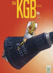 KGB tome 4, couverture