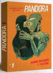 Pandora, n°1